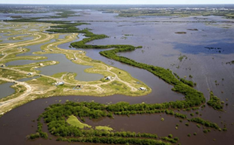 Destruir el Río Luján no resuelve las inundaciones