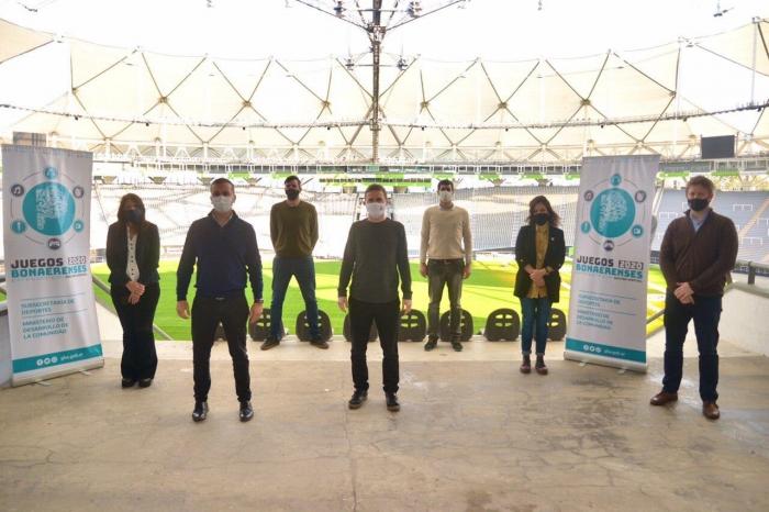 Los Juegos Bonaerenses serán en forma virtual