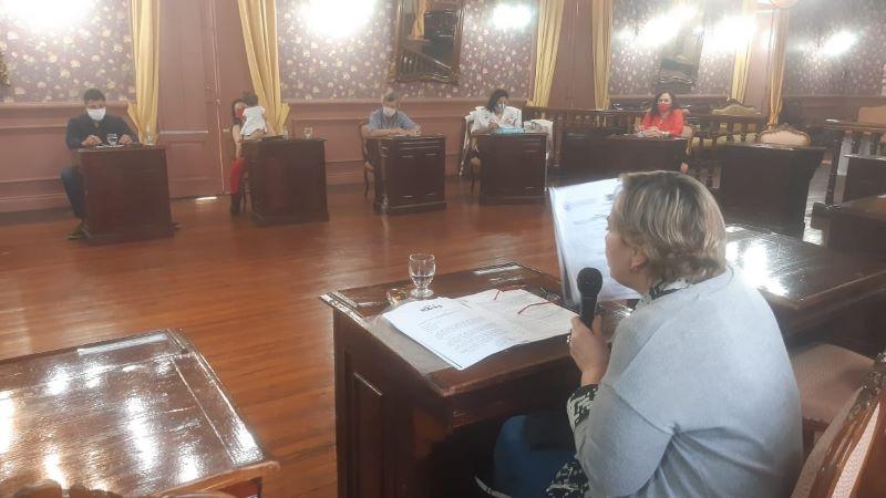 Frustrada sesión extraordinaria en el Concejo Deliberante
