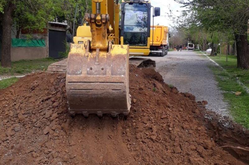 Obras Públicas: Asfaltan la calle 60