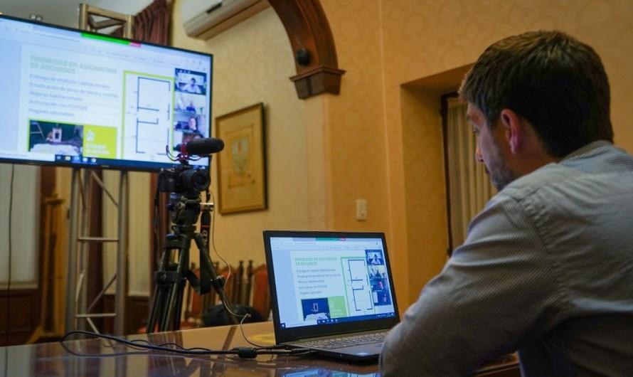 Ustarroz convocado para exponer ante Unicef, ONU y Consejo Asesor de Primera Infancia