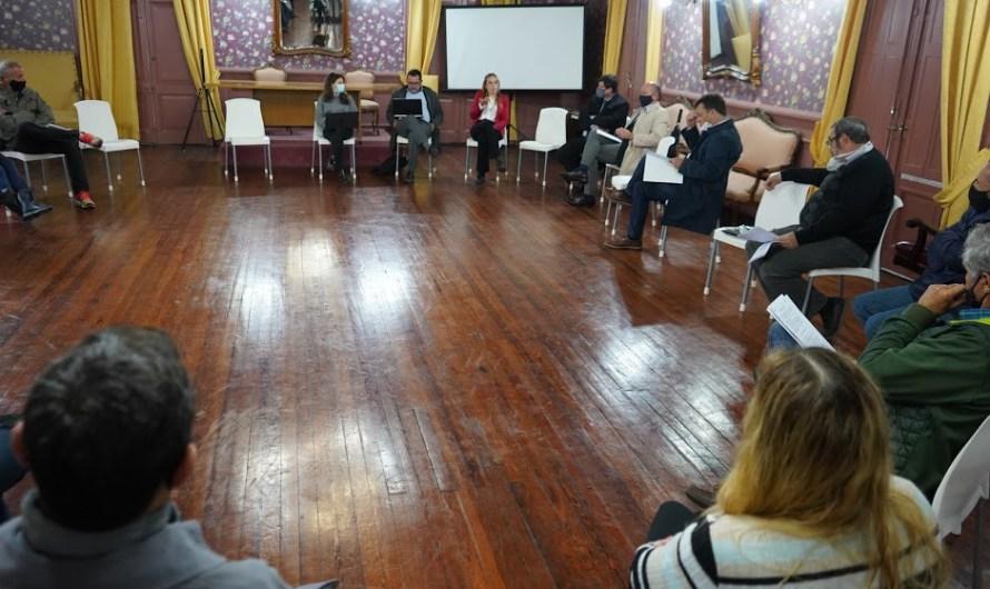 Nueva reunión del  Comité Interdisciplinario de Tierras