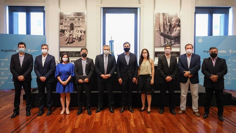 Río Luján: Firman acuerdo para nuevas obras