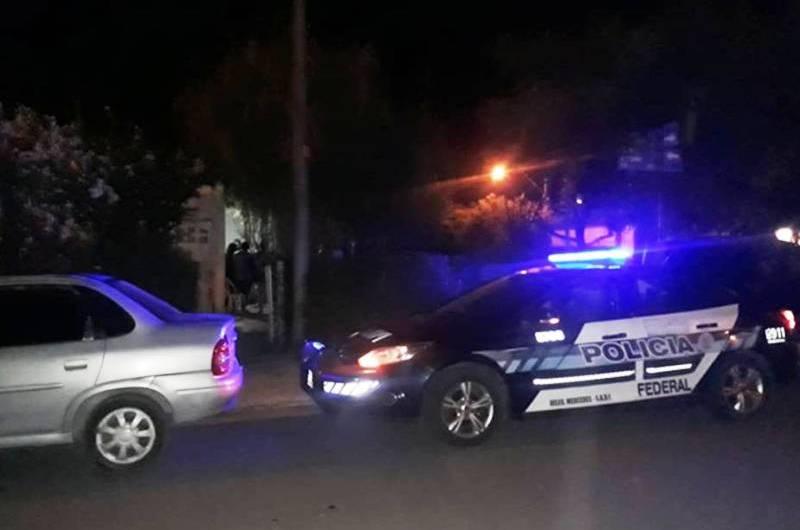 Allanan por venta de drogas en San Andrés de Giles