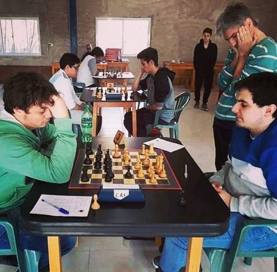 Tercer ascenso consecutivo para el equipo mercedino en Chesscovid