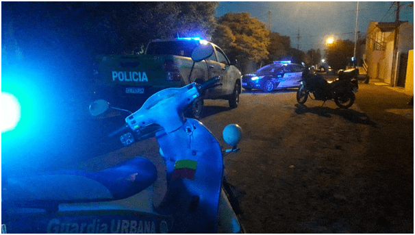 Ley de Drogas: Allanamiento en Suipacha