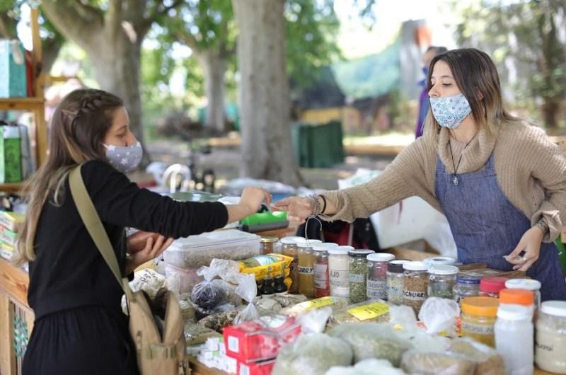 Dos años del Mercado Sustenable celebraron el sábado pasado