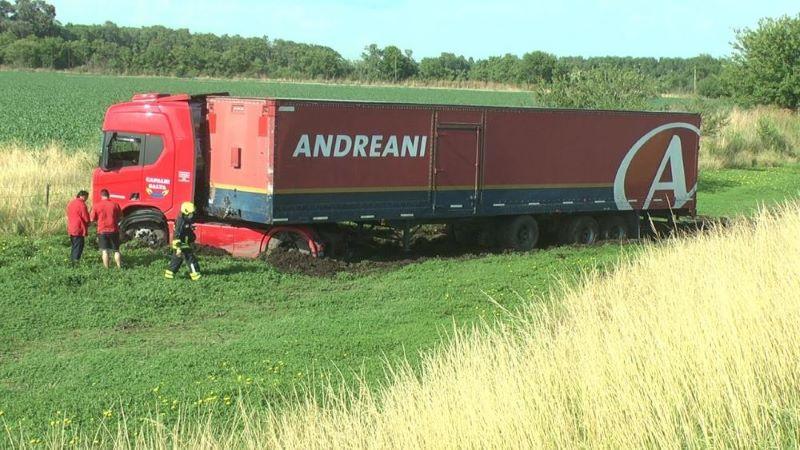 En fatal accidente en Ruta 5 muere hombre de Alberti