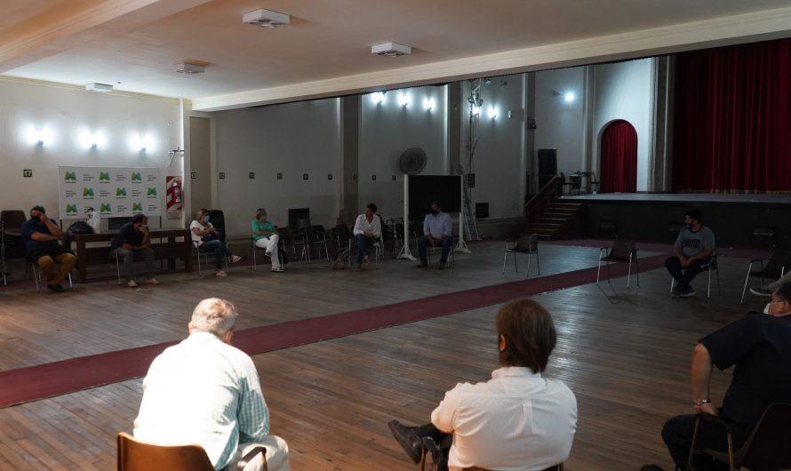 Reunión del comité de crisis: aconsejan extremar los cuidados