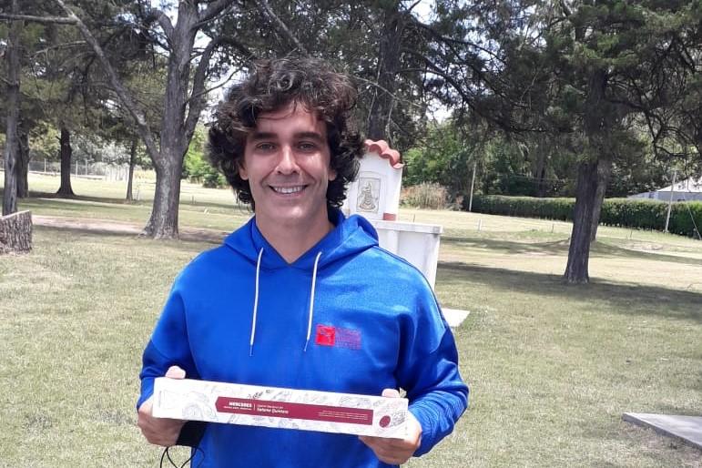 Promoción turística de la ciudad con el actor Mariano Martínez