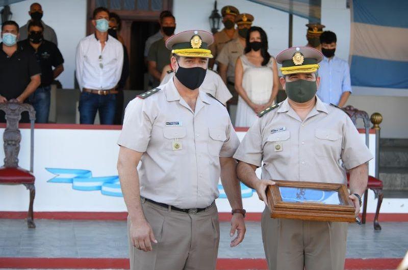 """Cambio de autoridades en el Instituto """"Cabo Juan Adolfo Romero"""" de Gendarmería Nacional"""