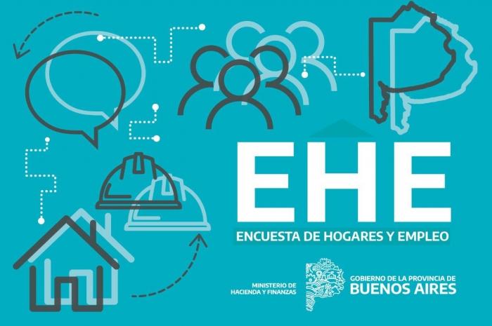 Provincia realiza la segunda etapa de la Encuesta de Hogares y Empleo