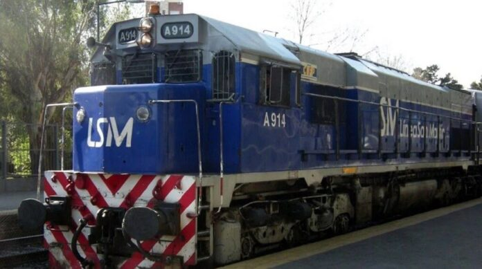 Ferrocarril San Martín: El tren de Retiro-Junín circulará de lunes a viernes