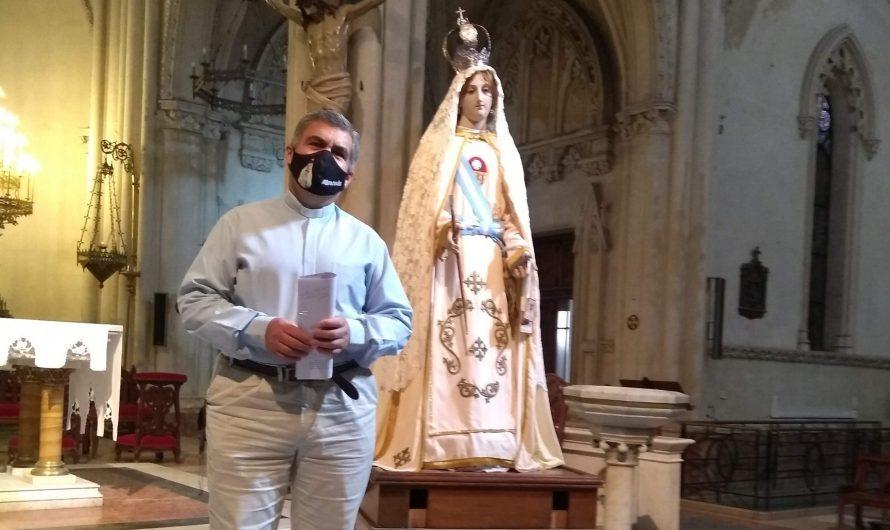 Preparan celebración por los 100 años de la Catedral de Mercedes