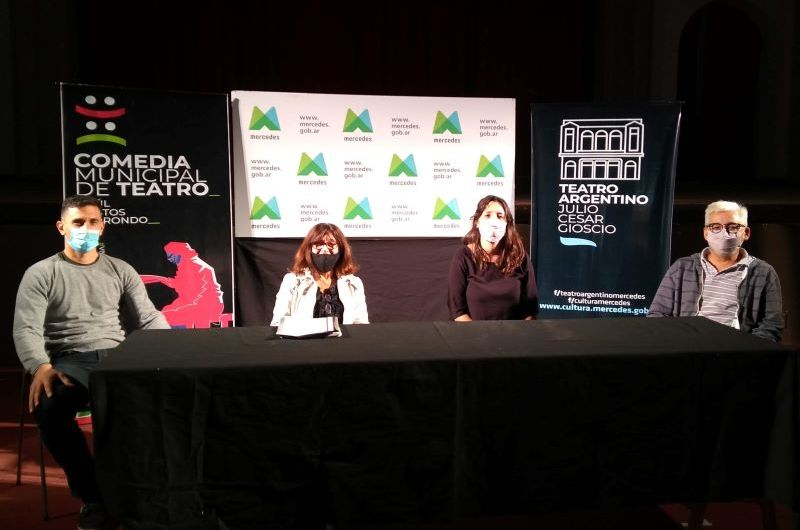 Gabriela Lorusso fue la seleccionada para dirigir este año la Comedia Municipal