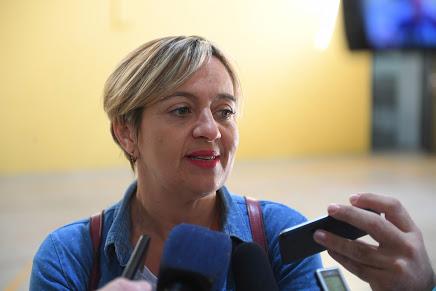 """San Martín: """"Hay un gobierno provincial comprometido con Mercedes"""""""