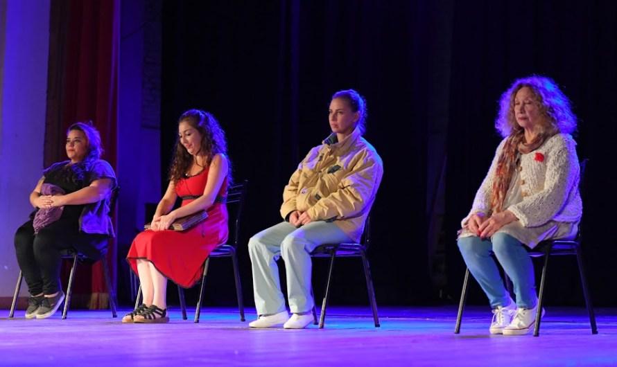 «Teatro x la identidad» pasó por nuestra ciudad