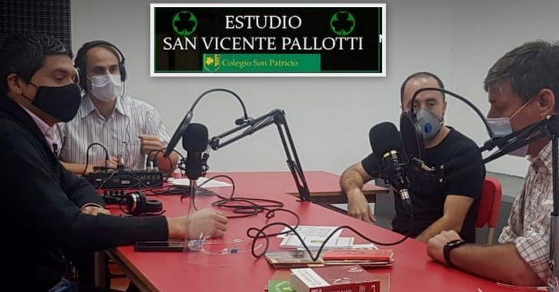 Inauguraron estudio de radio que transmite vía web desde el Colegio San Patricio
