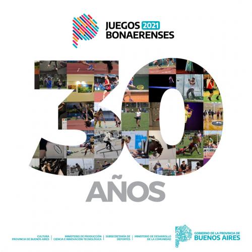 Los Juegos Bonaerenes tendrán su final en Mar del Plata