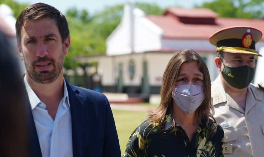 Ministra de seguridad Sabina Frederic visitaría Mercedes
