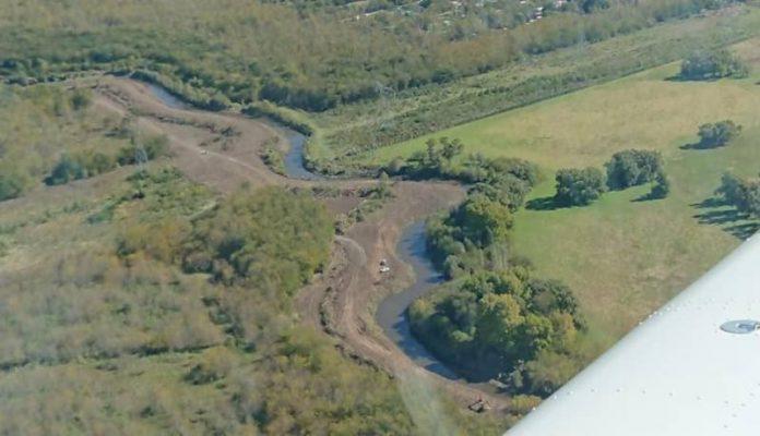 La destrucción de los ríos como política de Estado