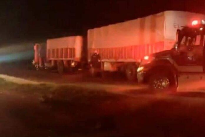 Accidente en el cruce de las rutas 7 y 41: fallece joven de 19 años