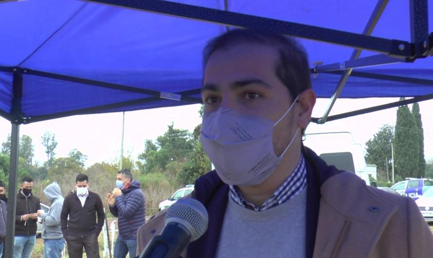"""El juez de faltas Matías Maresca: """"fuimos uno de los primeros municipios que llevaron adelante procesos de compactación"""""""