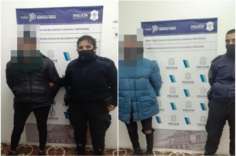 Fueron detenidos dos hombres por robar dinero