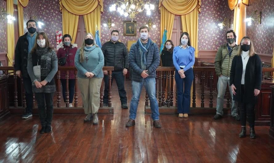 Ustarroz convocó a las y los candidatos por una «Campaña limpia»