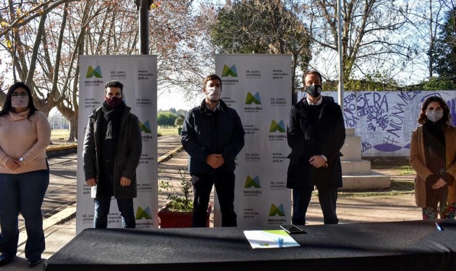 """Se realizará la primera """"Encuesta de Hogares y Empleos"""" anunció Ustarroz y el Ministro Pablo López"""