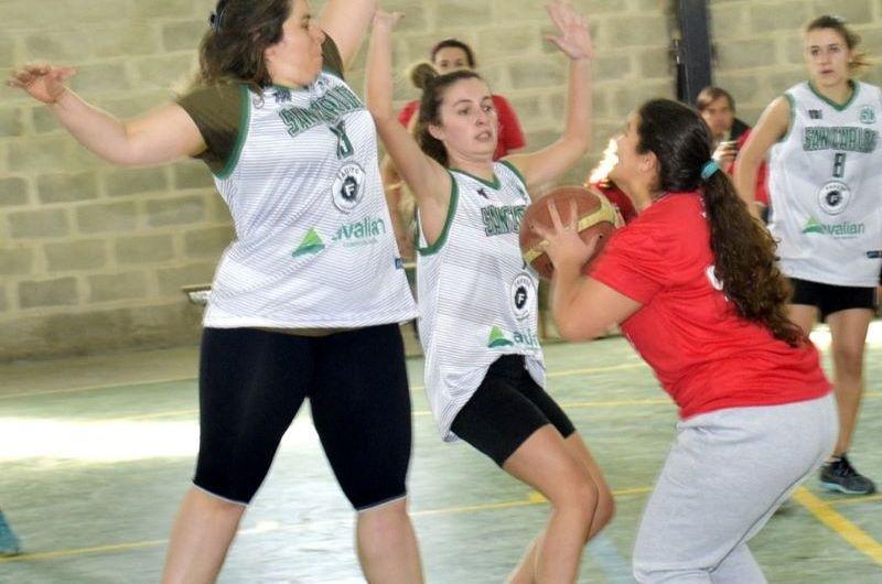 Basquet Femenino y Masculino: el 17 de septiembre empiezan los torneos