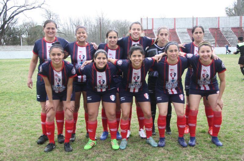 Futbol Femenino: Trocha no pudo ante Canning