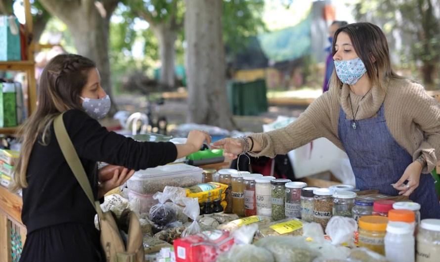 Sabado 18 Mercado Sustentable en La Trocha