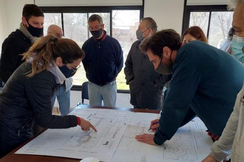 Proyectan obras en el Sector Industrial Planificado