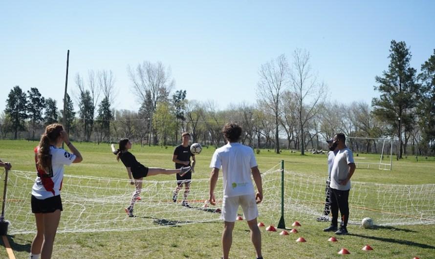 Deporte y recreación para estudiantes secundarios