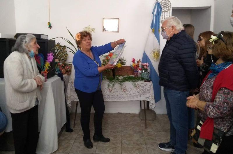 Centro de Jubilados «21 de septiembre» celebró sus 8 años