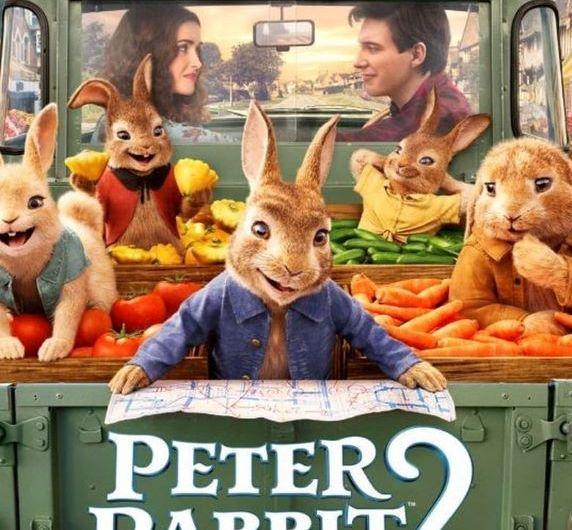 Cine Mercedes: Peter Rabbit y Maligno llegan a la pantalla local