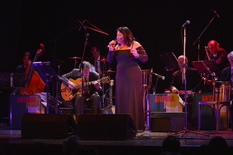 Presentación de La Antigua Jazz Band en el Pro Arte Mercedes