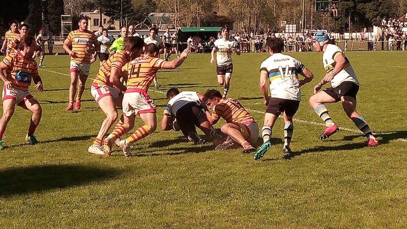El Mercedes Rugby Club no pudo ante Los Cedros