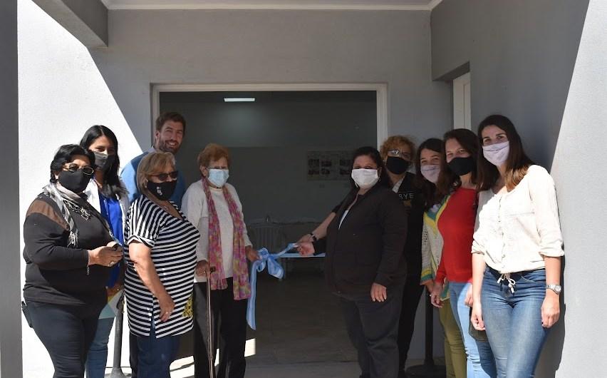 Inauguran Centro de Inclusión Social en Villa Industrial Este