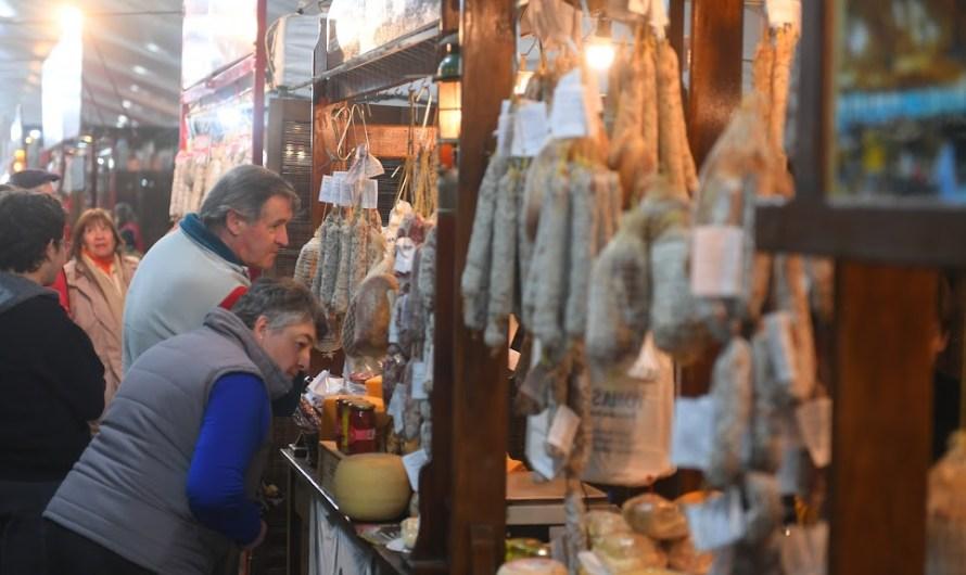 Sábado y domingo para el Festival del Salame Quintero