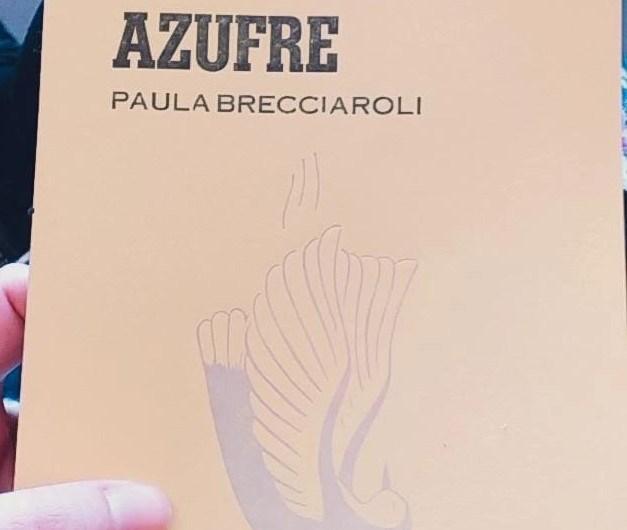 Presentarán poemario de Paula Brecciaroli