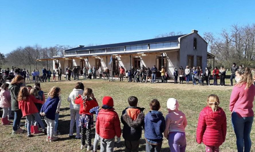 Charla informativa sobre la propuesta de la Escuela Sol de Invierno