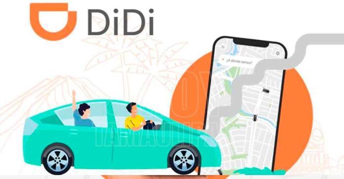 Hoy Tamaulipas - DiDi registra conductores en Ciudad Victoria