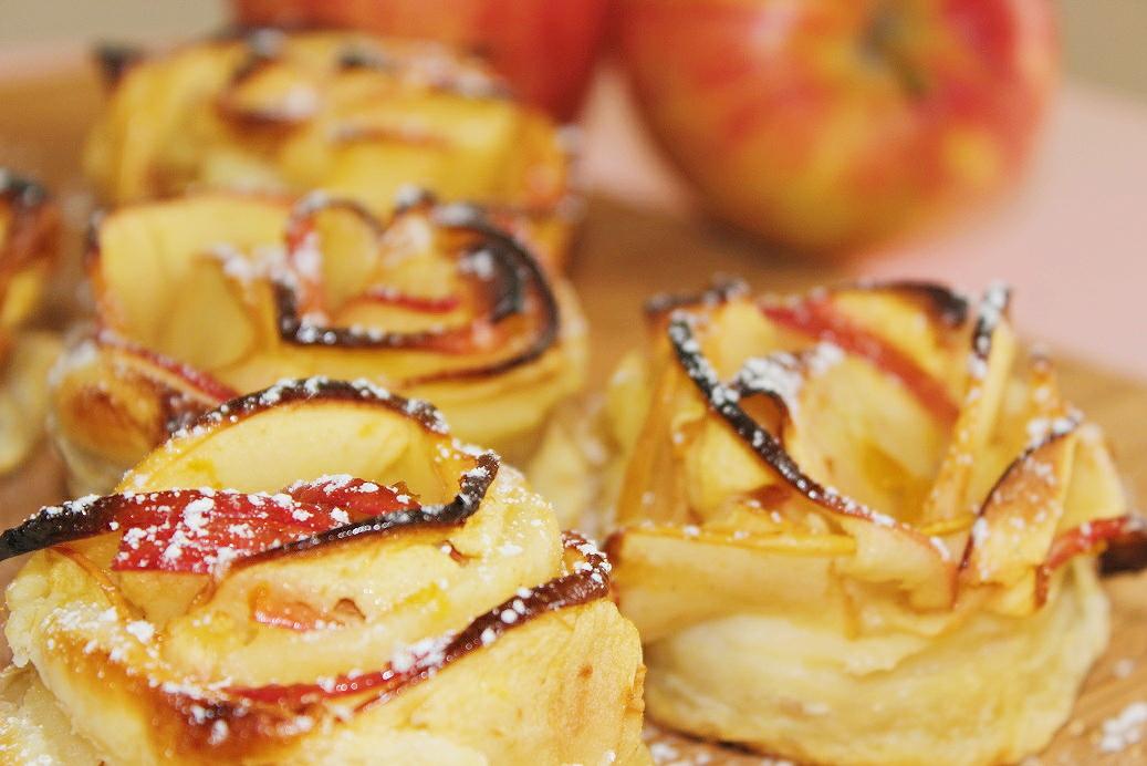 flores de manzana