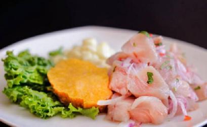 ceviche pescado