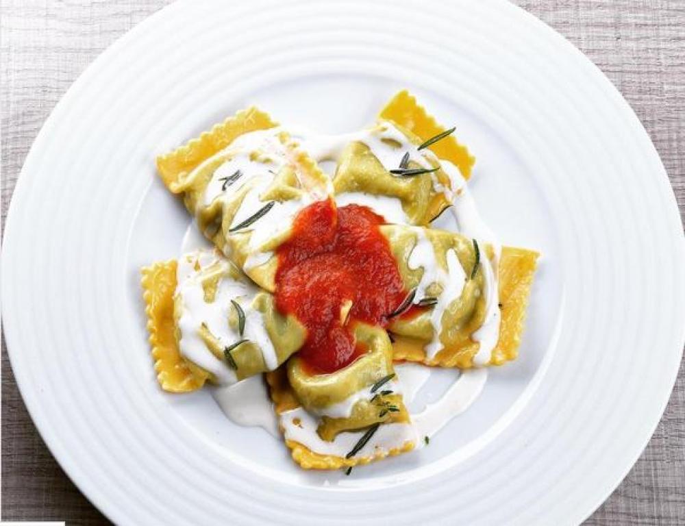 pasta rellena restaurante mito