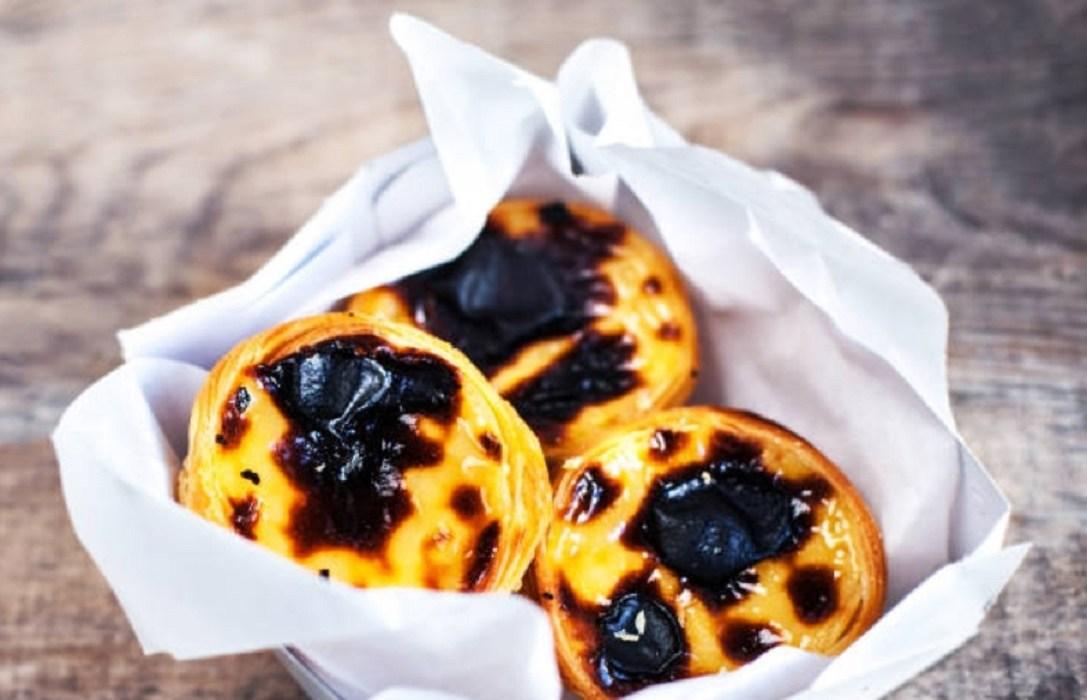 pastel de nata portugues