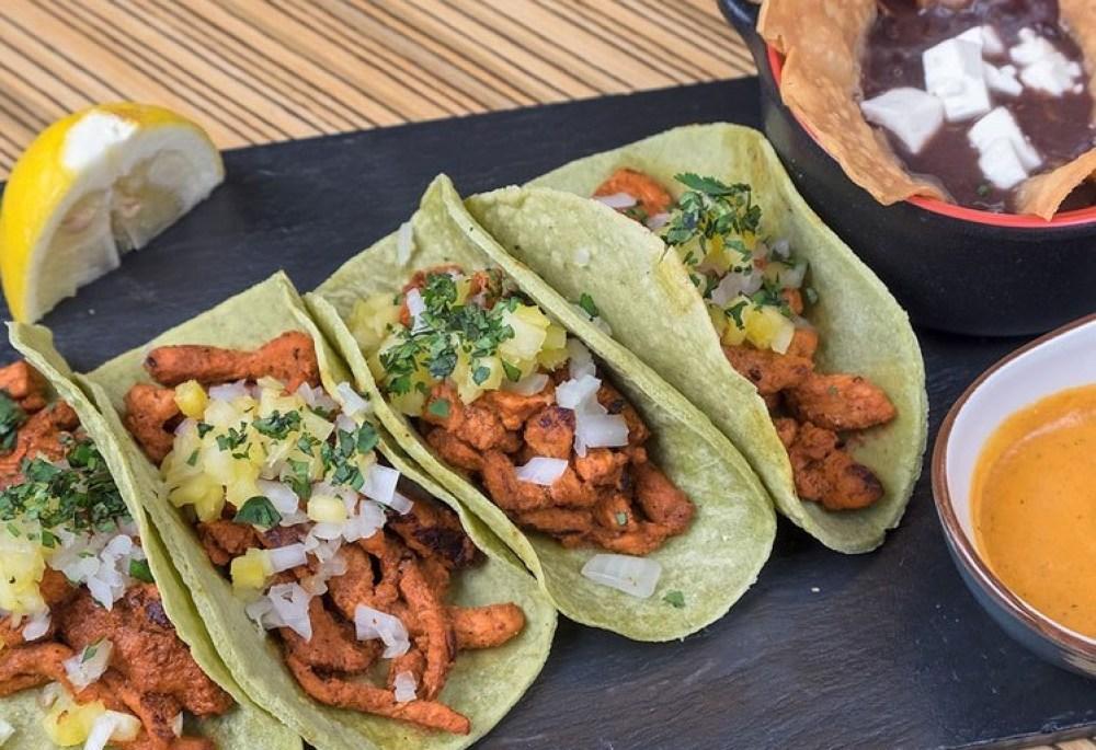 restaurante oyamel tacos