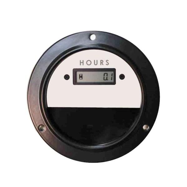 582mm-hrd Rugged Digital Hour Meter Usa Hoyt